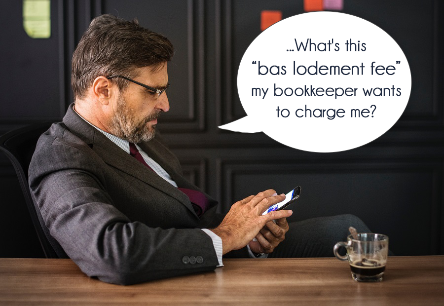 BAS Lodgement Fees: a free template to help you explain why you charge lodgement fees