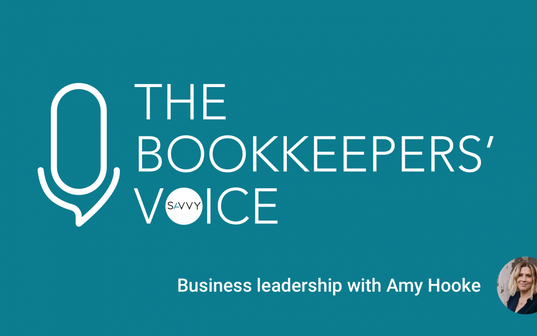 Why I started a business management podcast – The Bookkeepers' Voice