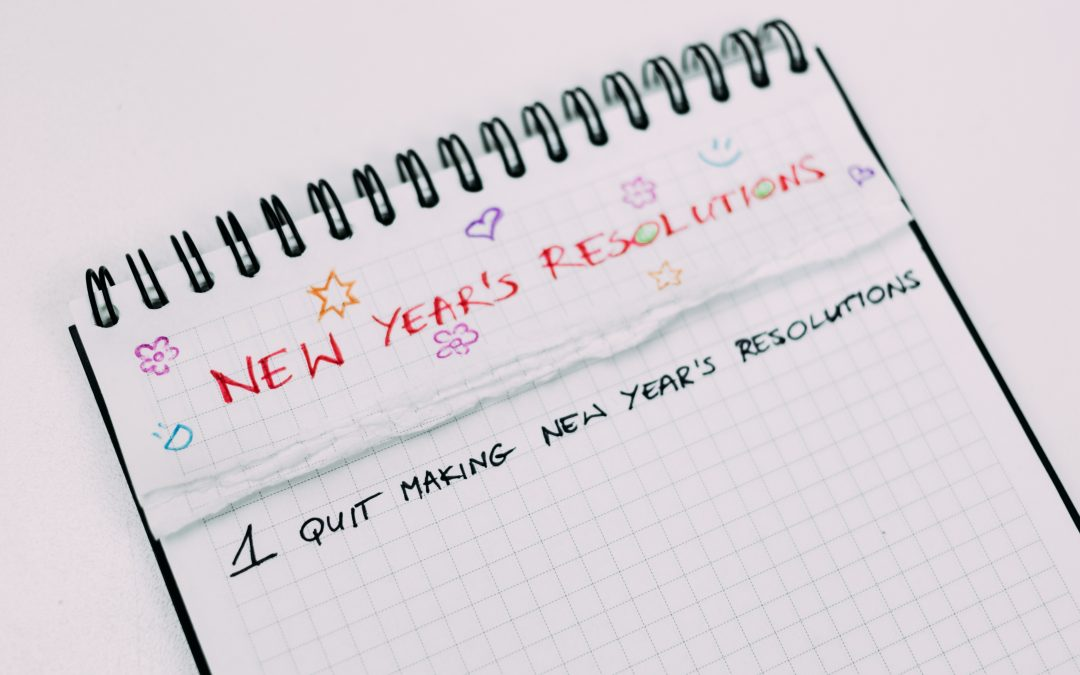 New Year's Resolutions are so 2019, set GOALS instead
